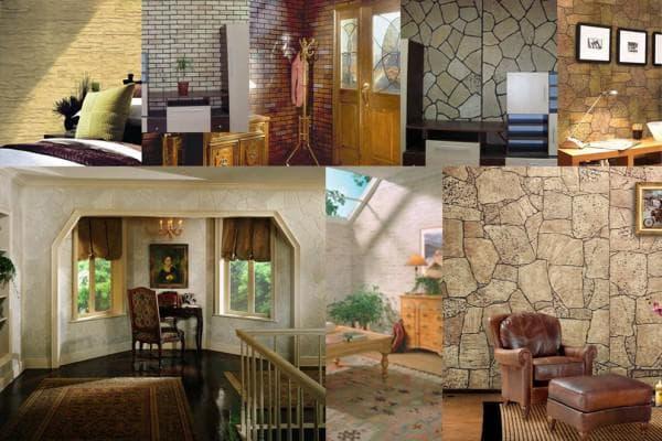 листовые влагостойкие стеновые панели из МДФ