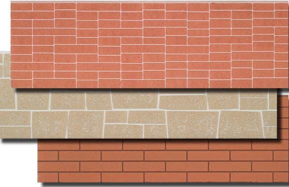 фиброцементные панели для наружной отделки дома от Роспан