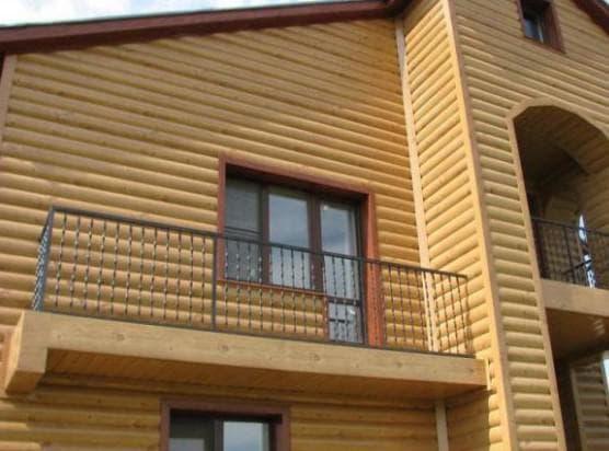 сайдинг панели для наружной отделки дома