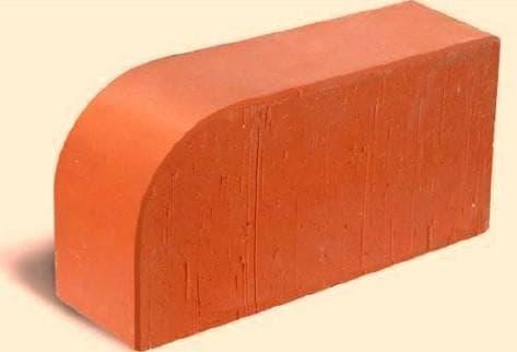 кирпич красный полнотелый облицовочный