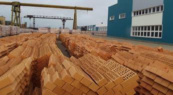 кирпич от ОАО «Минский завод строительных материалов