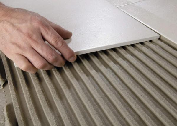 плиточный клей для плитки