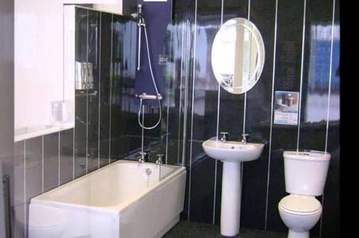 панели из ПВХ для ванной комнаты