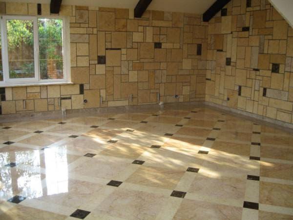 стеновые панели МДФ под природный мрамор для внутренней отделки