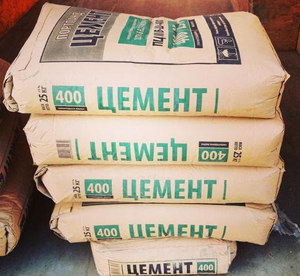 цемент м 400 До