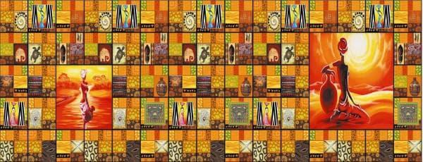 стеновые панели из ХДФ