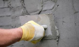 цемента для штукатурки стен