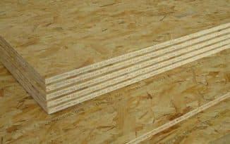 влагостойкая фанера для различного рода строительных работ