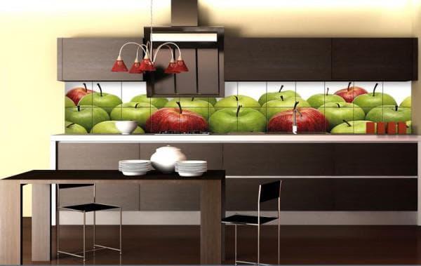 панели для кухни с рисунком Decorate Panels International
