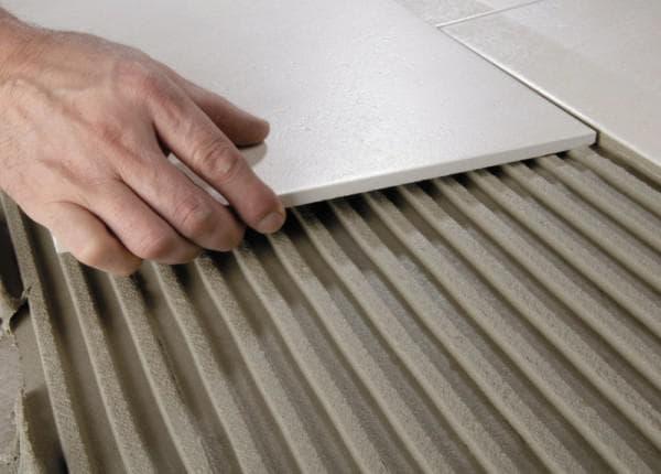 клей для напольной керамической плитки