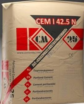 цемент CEM I 42.5 N