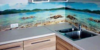 стеновая панель для кухни