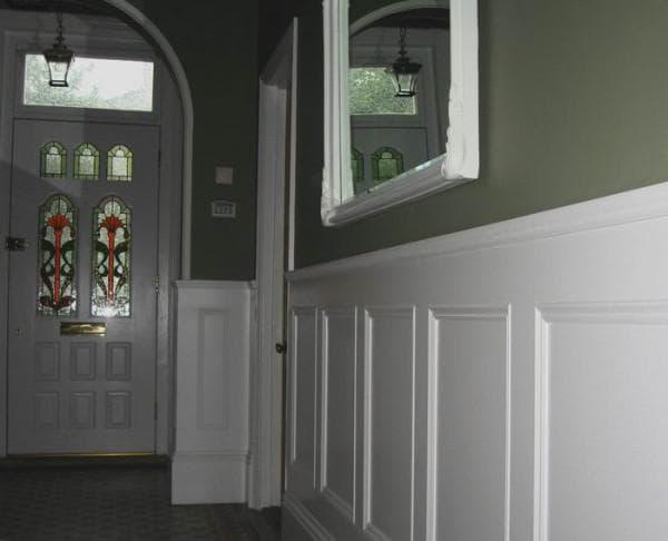 стеновые панели для коридора МДФ