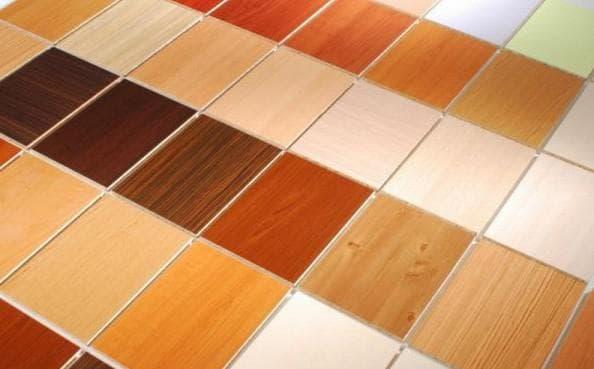 ламинированная МДФ плита для потолка