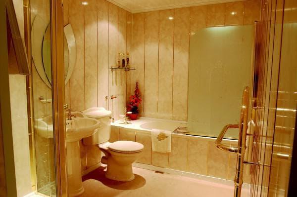 панели из МДФ для ванной комнаты
