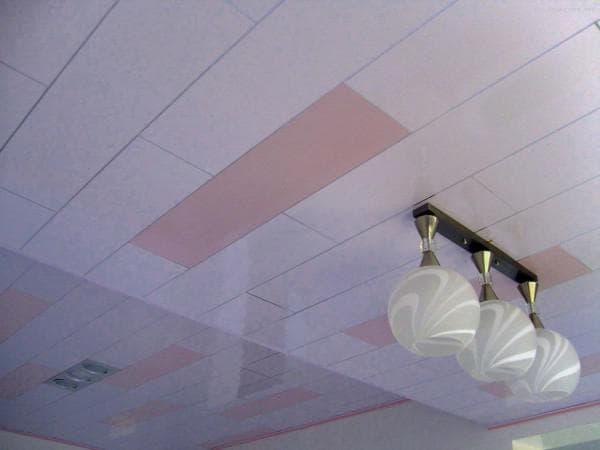 панели мдф для потолка от Topan Form