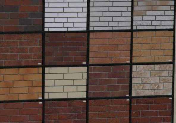 профильные стеновые комнатные панели под кирпич