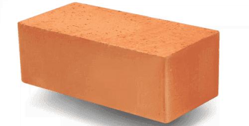 утолщённый кирпич керамический
