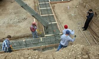 какой марки бетон нужен для ленточного фундамента