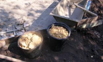 соотношение цемента и песка в бетоне
