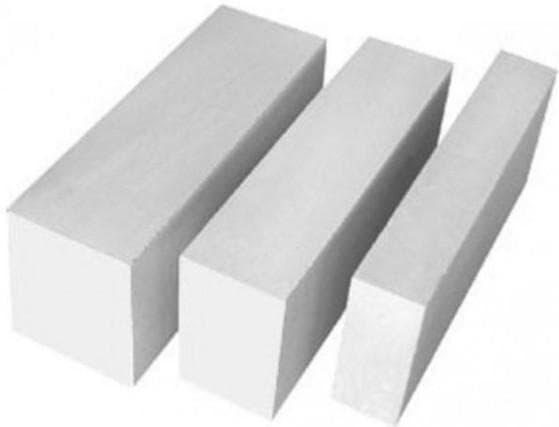 керамзитобетонный блок 600х100х200 мм