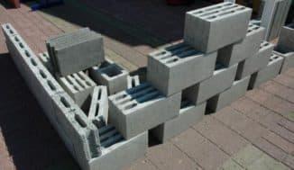 размеры керамзитобетонного блока для стройки