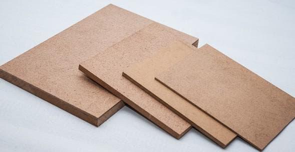 древесноволокнистой плиты средней плотности