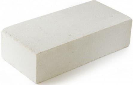кирпич полнотелый белый