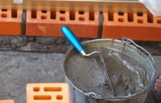 штукатурный раствор пропорции для стройки