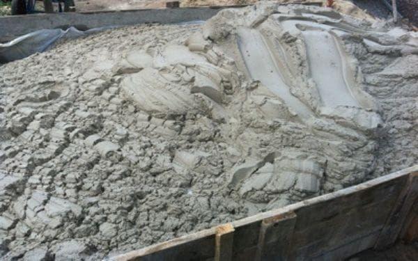цементный раствор с известью