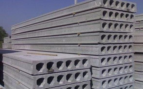 плитные железобетонные плиты перекрытия