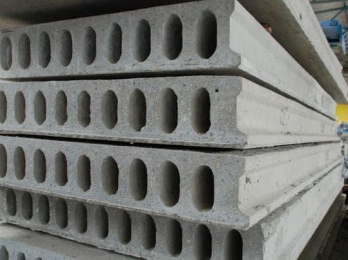 вкладышные железобетонные плиты перекрытия