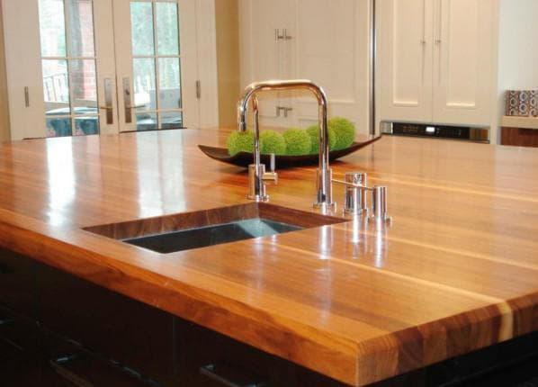размеры столешницы для кухни из дсп