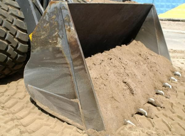 кварцевый песок для строительства