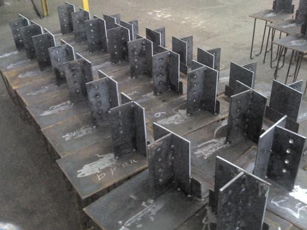 закладные изделия плит перекрытия