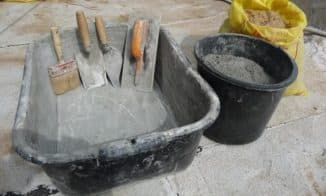 цементно песчаная смесь пропорции для кладки