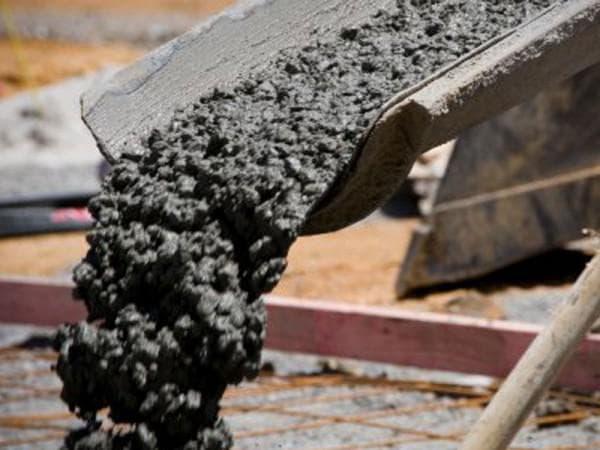 бетон марки М 200