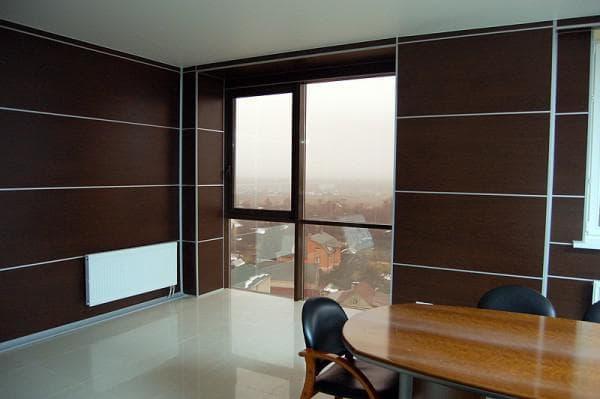 листовые стеновые панели МДФ для внутренней отделки