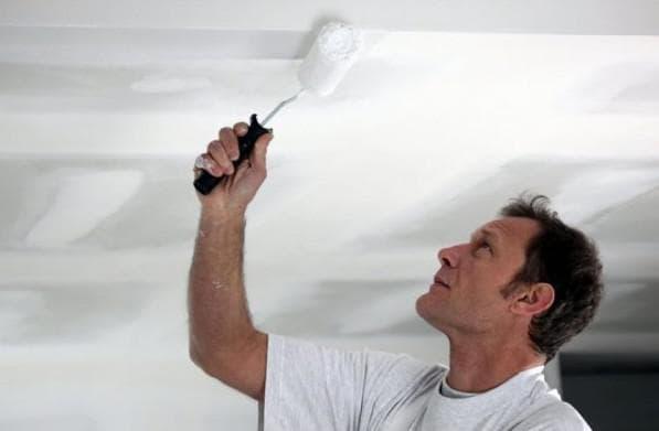 Что быстрее высохнет: стены или потолок