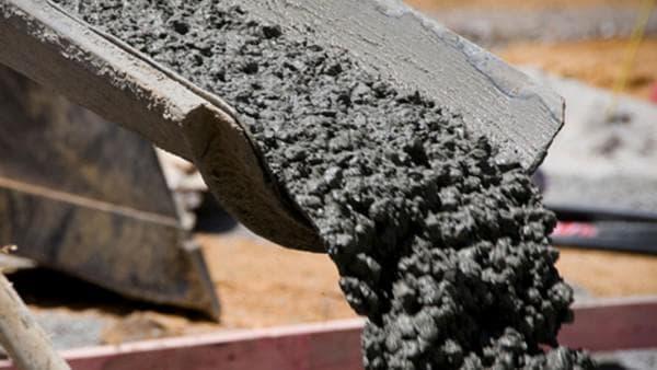 готовые бетонные растворы