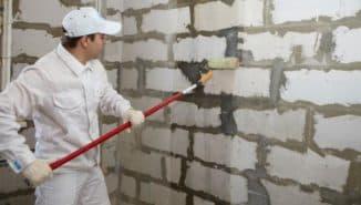 грунтовка бетоноконтакт кнауф для стройки