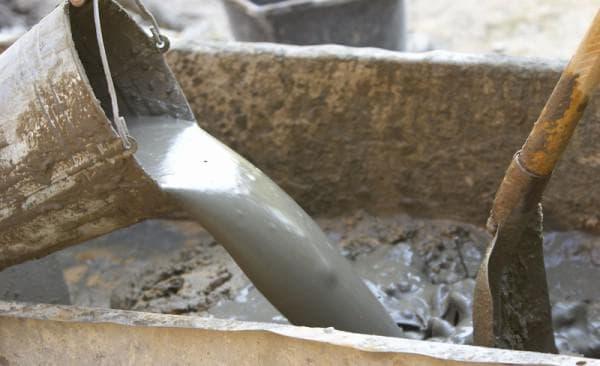 цементно известковый раствор для штукатурки пропорции