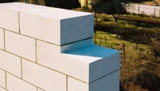 размеры газобетонных блоков для несущих стен дома