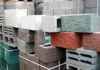 керамзитобетонные блоки для стройки