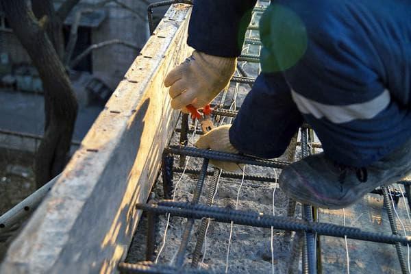 использование кабеля для прогрева бетона
