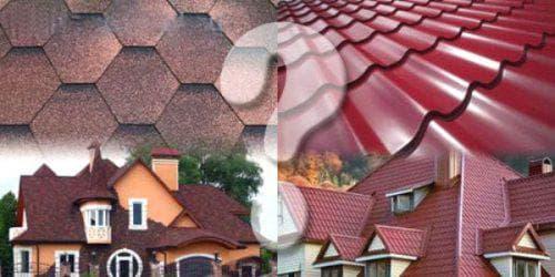 Какая черепица лучше для крыши – Металлочерепица или мягкая кровля — что лучше и какие плюсы и минусы у данных покрытий?