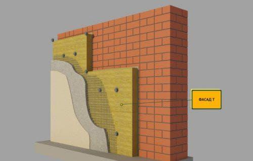 штукатурка для вентилируемых фасадов
