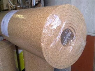 пробковая подложка защита от шума