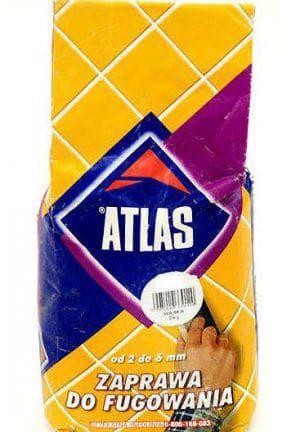 затирка для плитки в ванной Atlas