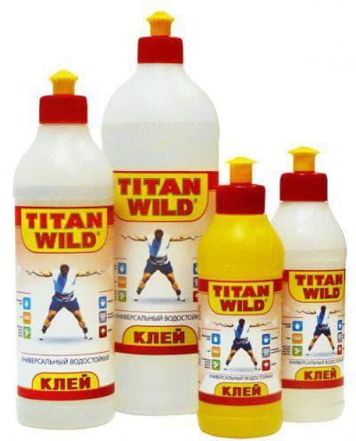 клей Титан